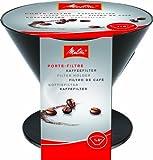 Melitta Aroma-Handfilter, 6-12 Tassen, Kunststofffilter, Bruchsicher und spülmaschinenfest, Größe 1x6, Braun, 108541