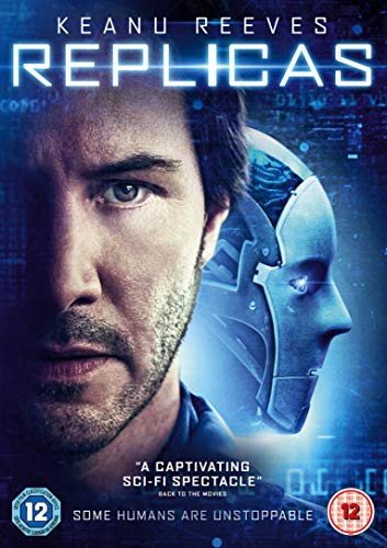 Picture of Replicas [DVD] [2019]