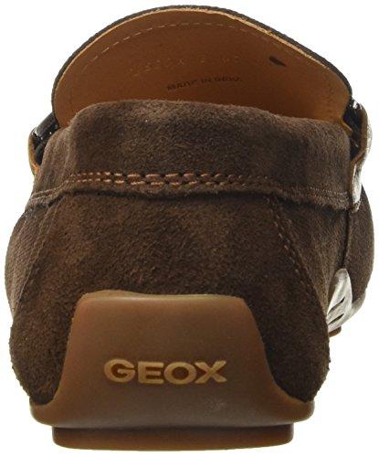 Geox Herren U Giona B Mokassin Braun (Cigar/cognacc6l6n)