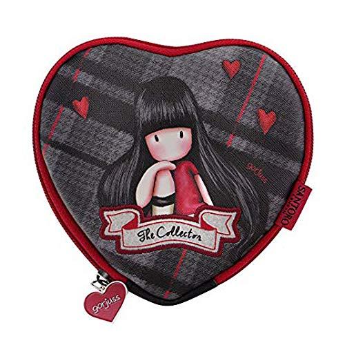 Santoro Gorjuss 847gj01 - Monedero diseño corazón