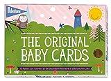 30 Milestone Baby Cards, 1 Stück