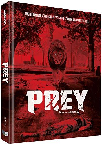 Prey - Beutejagd - 2-Disc Mediabook - Cover E - Limitiert auf 222 Stück - Uncut  (+ DVD) [Blu-ray]