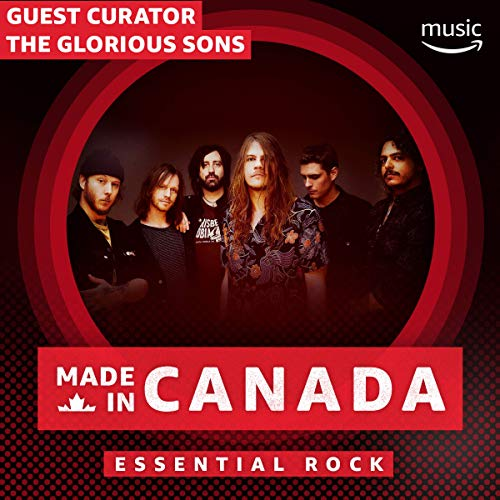 Made in Canada: Essential Rock Crazy Horse Rodeo
