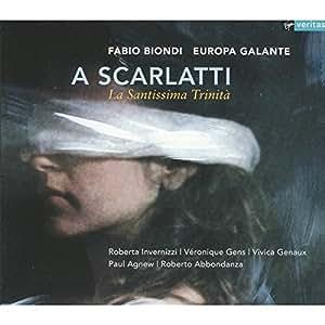 Scarlatti A. - La Santissima Trinita