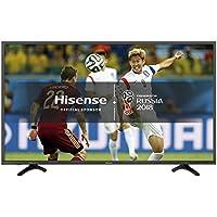 Hisense H43N5500UK 43inch 4K UHD Smart TV - Black (2017 Model)