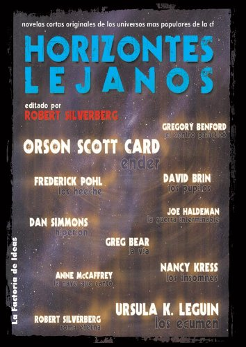 Horizontes lejanos (Solaris ficción) por Robert. Silverberg