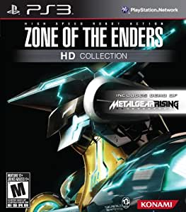 Zone Of the enders HD Collection [Import Americain]