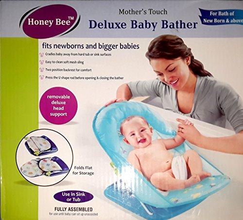 Honey Bee Baby Bather (Assorted color)