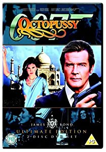 James Bond - Octopussy (Ultimate Edition 2 Disc Set) [DVD] [1983]
