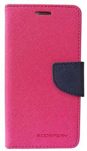 Exoic81 Wallet Flip Cover For Samsung Galaxy Trend 2 Duos (S-7392) - Pink  available at amazon for Rs.199
