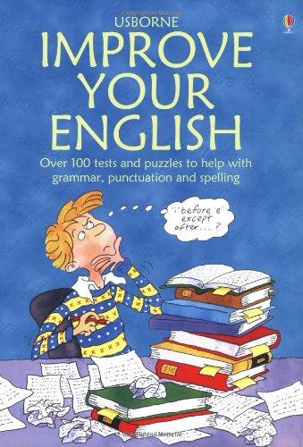 Usborne Improve Your English (Usborne Test Yourself)