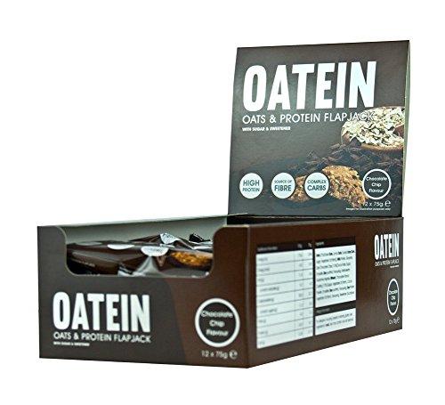1 Core-X Fitness Oatein Chocolate CIOCCOLATO Chip 1 baretta