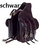 Doppelpacktasche Satteltasche für Pferde