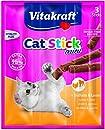 Vitakraft  Katzensnack  Cat Stick® mini Truthahn&Lamm, 20er Pack