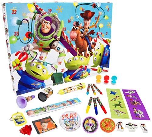 (Sambro International Weihnachts-Adventskalender für Kinder, Rex-Jessie-Woody)
