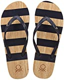 United Colors of Benetton Women's Flip-Flops at amazon