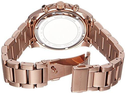 Michael Kors Analog Rose Gold Dial Women's Watch - MK5263I