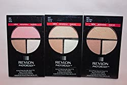 002 - Peach : BUY 1, GET 1 AT 10% OFF REVLON PhotoReady Sculpting Blush Palette