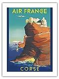 Pacifica Island Art Korsika - Air France - Bonifacio,