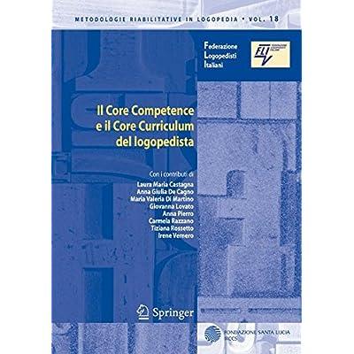 Il Core Competence E Il Core Curriculum Del Logopedista