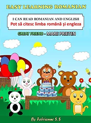 Great Friend-Mare prieten Children's Picture Book (English Romanian Bilingual Books): Romanian for children ;  Romanian childrens books (English Edition)