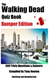 The Walking Dead Quiz Book Bumper Edition (English Edition)