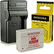 Cargador + Batería NB-7L para Canon PowerShot G10 | G11 | G12 | SX30 IS