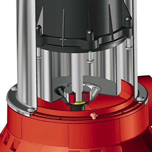 Einhell Schmutzwasserpumpe GC-DP 1020 N (1000 W, max. 18000 l/h, max. Förderhöhe 9 m, Fremdkörper bis 20 mm, Edelstahl) - 3