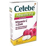 Cetebe CETEBE Abwehr Fit Lutschtabletten - 20 St Lutschtabletten 09123997