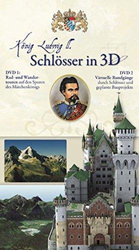 König Ludwig II. - Schlösser in 3D (DVD-ROM) - Google Remote
