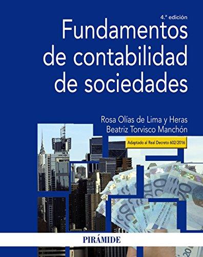 Descargar FUNDAMENTOS DE CONTABILIDAD DE SOCIEDADES (4ª ED )