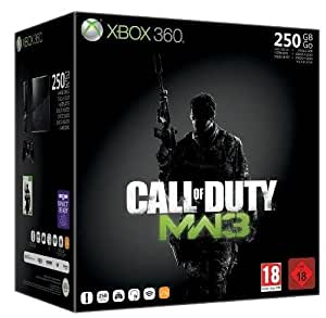 Console Xbox 360 250 go + Call of Duty Modern Warfare 3
