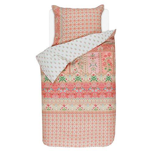 PiP Studio Wendebettwäsche Nilgirig pink 1 Bettbezug 135x200 cm + 1 Kissenbezug 80x80 cm