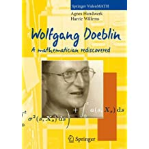 Wolfgang Doeblin. DVD-Video (NTSC): A Mathematician Rediscovered