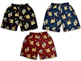 #5: Lenity Kids Printed Cotton Bermuda/shorts For Summers(Pack of 3)