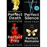 A di callanach crime thriller series 4 books collection set by helen fields