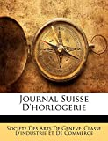 Journal Suisse D'Horlogerie...