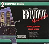 The Best Of Broadway Musicals: Gershwin/Berlin (orchestral recordings) by Various Artists