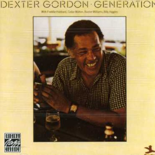 DEXTER GORDON_/ GENERATION by Dexter Gordon (1999-07-08) (Dexter Gordon-generation)
