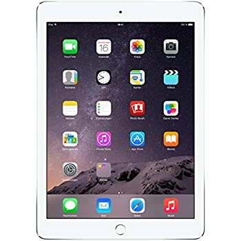 "Apple iPad Air 2, 9,7"" mit WiFi + Cellular, 16 GB, 2014, Silber"