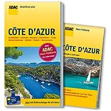 ADAC Reiseführer plus Côte d'Azur: mit Maxi-Faltkarte zum Herausnehmen