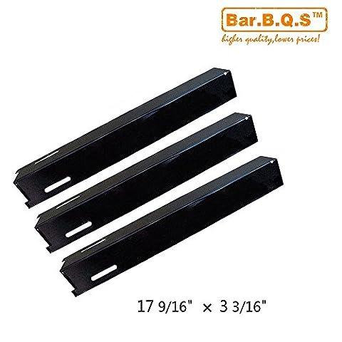 Bar.b.q.s 93181 (3-pack) 446mm BBQ Gas Grill Porcelain Steel Heat