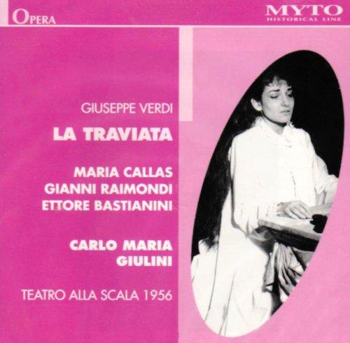 La Traviata [Giulini,Callas,Ra [Import anglais]