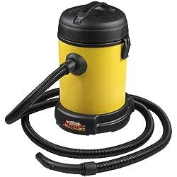 Mauk 1361 - Aspirador 3 en 1 (limpiador para polvo o líquidos, aspirador de fango y para piscinas)