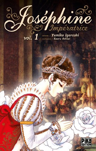 Joséphine Impératrice T01