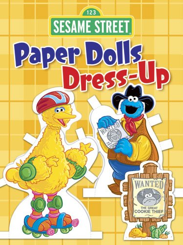 Dolls Dress-Up (Sesame Street Dress Up)