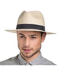 Men's Panama style hat 14101