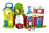Fisher-Price Mattel FKR62 - Little People Tier-Rettungsstation