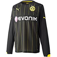 PUMA Herren Trikot BVB Long Sleeve Away Replica Shirt