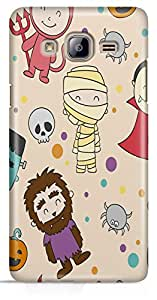 Samsung Galaxy On5 Pro Back Cover by Vcrome,Premium Quality Designer Printed Lightweight Slim Fit Matte Finish Hard Case Back Cover for Samsung Galaxy On5 Pro